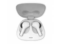 Handsfree Casti Bluetooth Lenovo HT06, TWS Wireless Stereo,cu Suport Incarcare, Alb, Blister