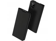 Husa Poliuretan DUX DUCIS Skin Pro pentru Samsung Galaxy A12 A125, Neagra, Blister