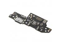 Placa Cu Conector Incarcare / Date - Microfon Xiaomi Redmi 9C NFC