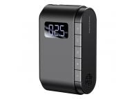 Mini Compresor Baseus Inflator Pump, 10 A, 120 W, 12 A, 2.58 bar, Portabil, Negru, Blister CRCQB03-01