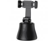 Stabilizator Gimbal Baseus Tripod Head 360 Rotation, Negru, Blister SUYT-B01