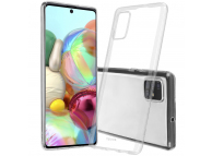 Husa TPU Nevox pentru Samsung Galaxy A52, StyleShell Flex, Transparenta, Blister