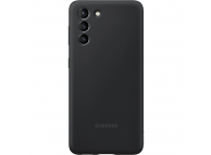 Husa TPU Samsung Galaxy S21+ 5G, Neagra EF-PG996TBEGWW