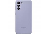 Husa TPU Samsung Galaxy S21 5G, Violet, Blister EF-PG991TVEGWW