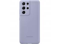 Husa TPU Samsung Galaxy S21 Ultra 5G, Violet EF-PG998TVEGWW