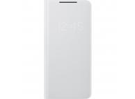 Husa Samsung Galaxy S21 Ultra 5G, LED View Cover, Gri EF-NG998PJEGEE
