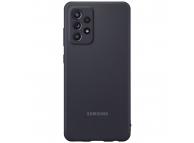 Husa TPU Samsung Galaxy A52, Neagra, Blister EF-PA525TBEGWW