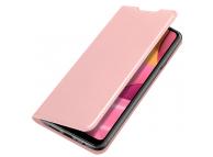 Husa Poliuretan DUX DUCIS Skin Pro pentru Samsung Galaxy A20s, Roz Aurie
