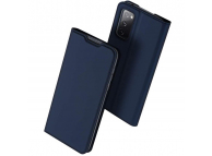 Husa Poliuretan DUX DUCIS Skin Pro pentru Samsung Galaxy S20 FE G780, Bleumarin, Blister