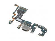 Banda Cu Conector Incarcare / Date - Microfon Samsung Galaxy S9 G960, Service