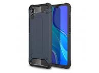 Husa Plastic-TPU OEM Tough Armor pentru Xiaomi Redmi 9A, Bleumarin