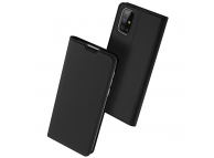 Husa Poliuretan DUX DUCIS Skin Pro pentru Samsung Galaxy M31s, Neagra, Blister