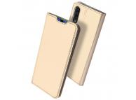 Husa Poliuretan DUX DUCIS Skin Pro pentru Samsung Galaxy A70 A705 / Samsung Galaxy A70s, Aurie