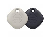 Mini Tracker Samsung Galaxy SmartTag Common, Bluetooth, 2 Pack, Negru EI-T5300MBEGEU