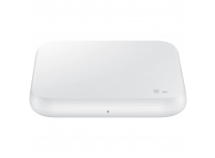 Incarcator Retea Wireless Samsung EP-P1300, Quick Charge, 9W, Varianta cu Incarcator Priza, Alb EP-P1300TWEGEU