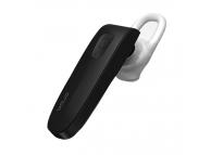 Handsfree Casca Bluetooth Onda B1S, SinglePoint, Negru, Blister