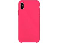Husa TPU OEM Pure Silicone pentru Apple iPhone 12 Pro Max, Roz, Blister