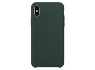 Husa TPU OEM Pure Silicone pentru Apple iPhone 12 / Apple iPhone 12 Pro, Verde