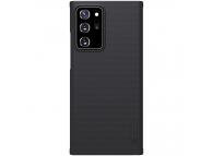 Husa Plastic Nillkin Super Frosted pentru Samsung Galaxy Note 20 Ultra N985, Neagra, Blister