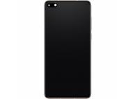 Display - Touchscreen Huawei P40, Cu Rama, cu acumulator si piese, Auriu 02353MFV