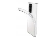 Husa TPU Cellularline Fine pentru Samsung Galaxy Note 20 Ultra N985, Ultra Thin, Transparenta FINECNOTE20PLT