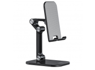 Suport Birou HOCO Excelente PH34, pentru Telefon / Tableta, 4.7 - 13 inch, Negru