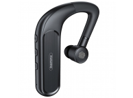 Handsfree Casca Bluetooth Remax RB-T2, MultiPoint, Negru, Blister
