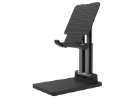 Suport Birou XO Design C59, pentru Telefon / Tableta, Negru