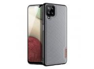 Husa Plastic - TPU DUX DUCIS Fino pentru Samsung Galaxy A12 A125, Albastra, Blister