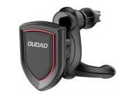 Suport Auto Dudao F6Pro, Air Vent Magnetic Car Mount, Negru, Blister