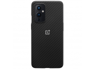 Husa OnePlus 9, Karbon, Neagra 5431100195