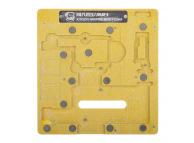 Sita BGA Mechanic MR3 pentru Apple iPhone X / Apple iPhone XS / Apple iPhone XS Max 3in1, Bulk