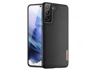 Husa Plastic - TPU DUX DUCIS Fino pentru Samsung Galaxy S21+ 5G, Neagra