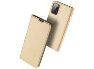 Husa Poliuretan DUX DUCIS Skin Pro pentru Samsung Galaxy A41, Aurie