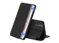 Husa Poliuretan DUX DUCIS Skin X pentru Samsung Galaxy S21 5G, Neagra