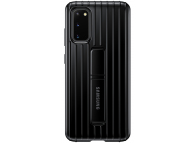 Husa Telefon Samsung Galaxy S20 G980 / Samsung Galaxy S20 5G G981, Standing, EF-RG980CB, Neagra, Resigilata