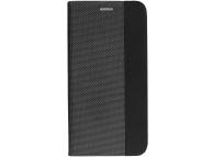 Husa Plastic Vennus Sensitive pentru Samsung Galaxy A21s, Neagra