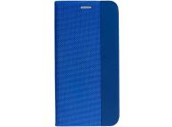 Husa Plastic Vennus Sensitive pentru Samsung Galaxy A21s, Albastra