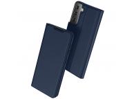 Husa Poliuretan DUX DUCIS Skin Pro pentru Samsung Galaxy S21 5G, Bleumarin