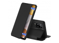 Husa Poliuretan DUX DUCIS Skin X pentru Samsung Galaxy A42 5G, Neagra