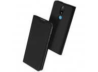 Husa Poliuretan DUX DUCIS Skin Pro pentru Nokia 2.4, Neagra