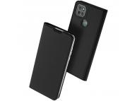 Husa Poliuretan DUX DUCIS Skin Pro pentru Motorola Moto G9 Power, Neagra, Blister