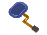 Senzor Amprenta Samsung Galaxy A21s, Cu banda, Albastru