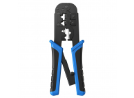 Cleste Dezizolat Cablu UGREEN RJ45, 8P8C, RJ11, 6P2C, Albastru