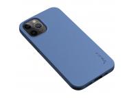 Husa TPU iPaky Starry Series pentru Apple iPhone 12 Pro Max, Albastra, Bulk