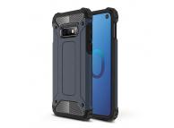 Husa Plastic - TPU OEM Tough Armor pentru Samsung Galaxy S10e G970, Bleumarin