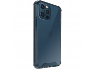 Husa Plastic - TPU UNIQ Combat Antisoc pentru Apple iPhone 12 / Apple iPhone 12 Pro, NAUTICAL BLUE, Bleumarin