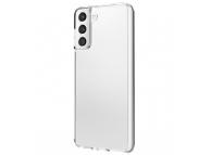 Husa TPU UNIQ LifePro Xtreme pentru Samsung Galaxy S21 5G, AntiSoc, Transparenta