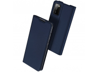 Husa Poliuretan DUX DUCIS Skin Pro pentru Samsung Galaxy A02s A025G, Bleumarin