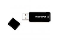 Memorie Externa Integral, 64Gb, USB 2.0, Neagra INFD64GBBLK